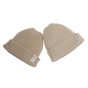 リブニット帽