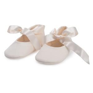 【お取り寄せ】ベビー女の子用 バレリーナ靴