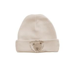 かぎ編みテディベア 帽子