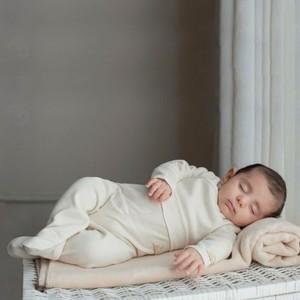 足つきベビーパンツ2枚セット ベビー 赤ちゃん 肌着 BB05025